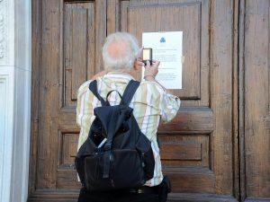 Turista morto a Firenze, tre avvisi di garanzia ai vertici dell'Opera di Santa Croce