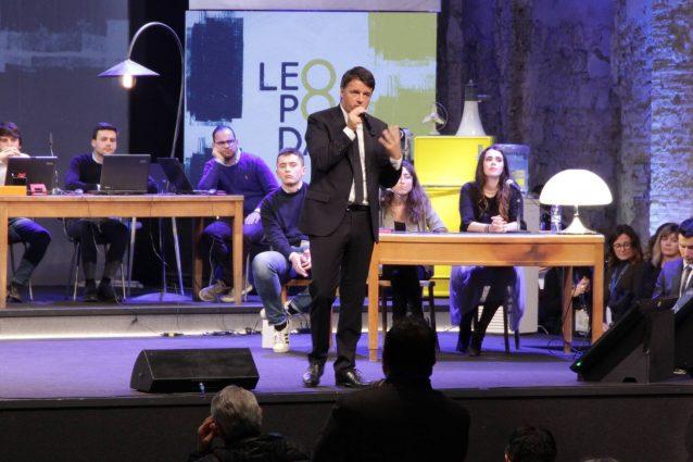 """Renzi: """"L'Italia sta uscendo dalla crisi grazie alle nostre riforme, ma dobbiamo fare di più"""""""