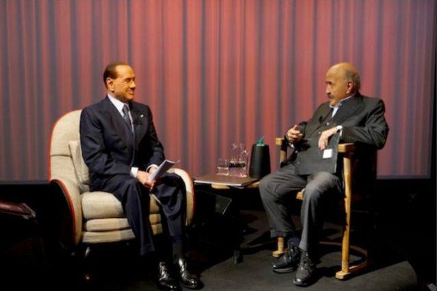 Come Berlusconi continua a usare la tv per fare politica