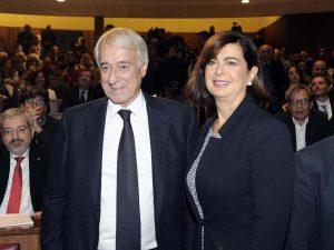 """Pisapia: """"Centrosinistra unito contro destra"""". Boldrini: """"Ora non ci sono condizioni per alleanza con PD"""""""