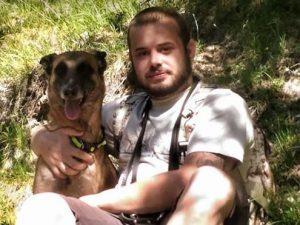 Non è morto sbranato da un cane Davide Lobue, addestratore cinofilo di Torino