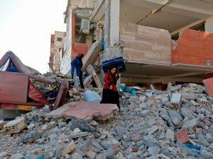 Terremoto in Iran e Iraq: sale a 530 il numero dei morti
