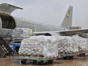Terremoto Iran – Iraq, partiti gli aiuti umanitari italiani: cucine, tende e coperte