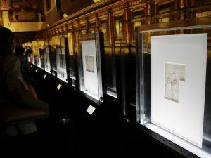 Firenze, il ritorno del Codice da Vinci agli Uffizi in prestito da Bill Gates