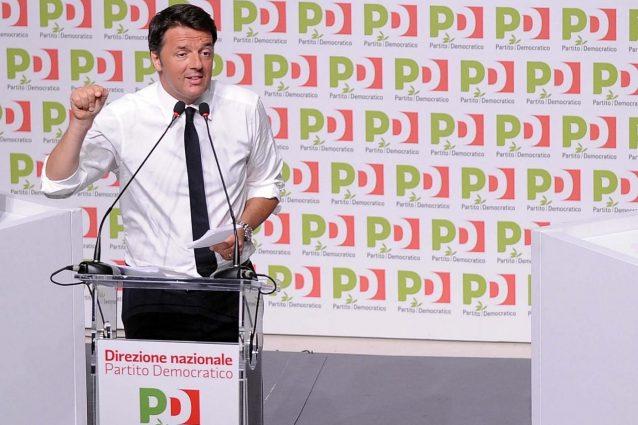 """Renzi: """"Nessun veto a coalizione larga, da Mdp e sinistra ad ala moderata e centrista"""""""
