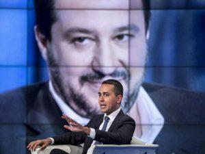 """Di Maio: """"Salvini crea tensioni inutili, sono sorpreso dalla"""