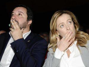 """Meloni: """"Sì al Governo Salvini, ma la Lega non può avere anc"""