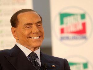 """Berlusconi: """"Vincerò con Forza Italia al 30%, abbatteremo l'oppressione fiscale e burocratica"""""""