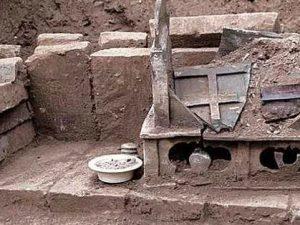 """Scoperta in Cina la tomba del Buddha: """"I suoi resti cremati e sepolti da mille anni"""""""