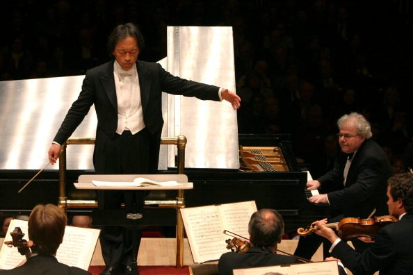 Il maestro coreano Myung–Whun Chung, che dirigerà l'Orchestra del Gran Teatro La Fenice.