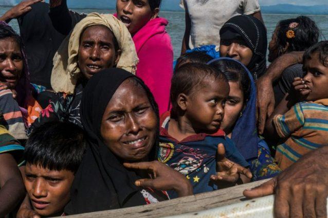 Myanmar, Medici senza Frontiere: