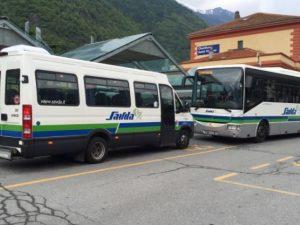 Aosta: insulta e tenta di far scendere dallautobus 17enne disabile, autista condannato