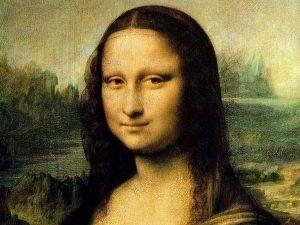 La Gioconda di Leonardo.