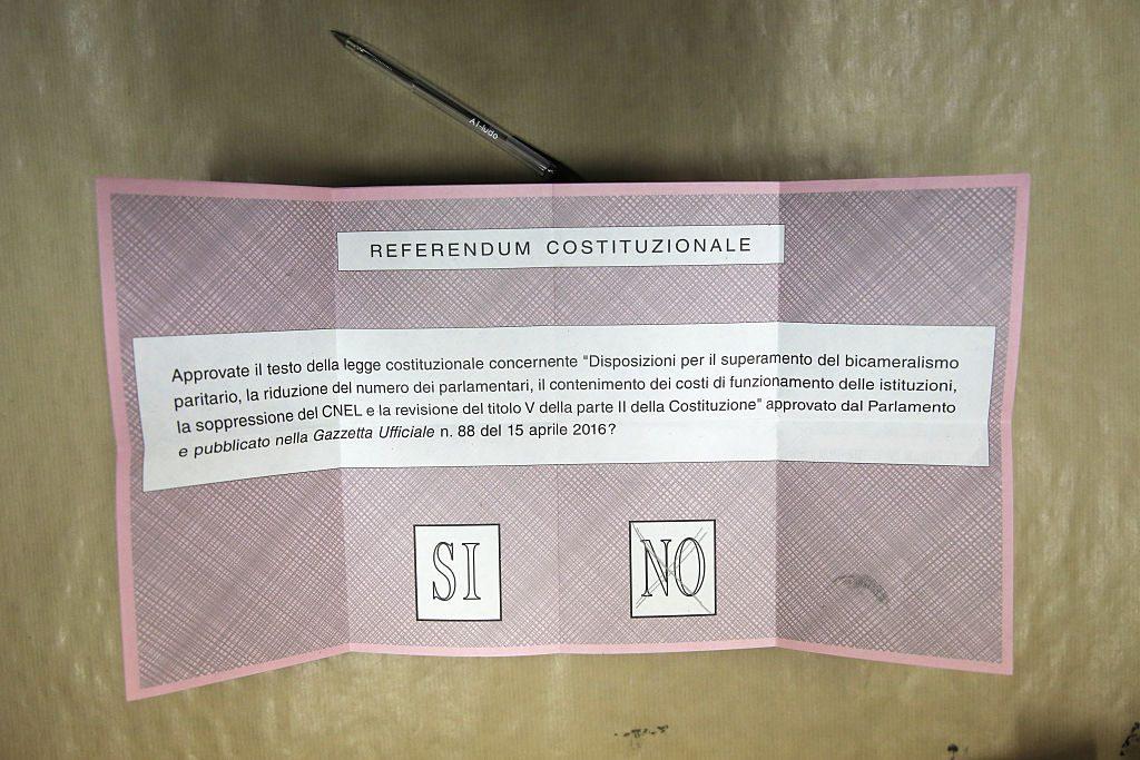 Il governo conte vuole abolire il cnel e ridurre il numero for Parlamentari italiani numero