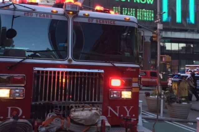 """Vigili del fuoco: """"In totale quattro feriti"""""""
