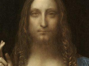 Il Salvator Mundi ha battuto ogni record lo scorso 15 novembre: venduto all'asta per 450 milioni di dollari.
