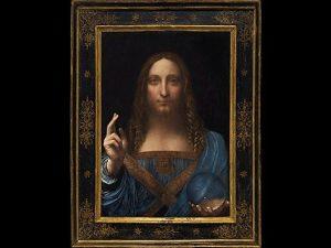 Svelato l'acquirente del Salvator Mundi di Leonardo: è un principe saudita