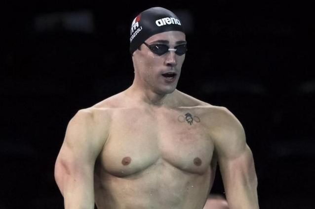 Nuoto, Europei in vasca corta: 50 rana d'oro per Scozzoli, staffetta d'argento