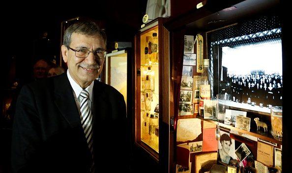 Lo scrittore Premio Nobel Orhan Pamuk presenta il suo Museo dell'Innocenza.
