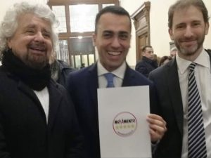 M5S, vertice tra Grillo, Di Maio e Casaleggio: il 'restyling