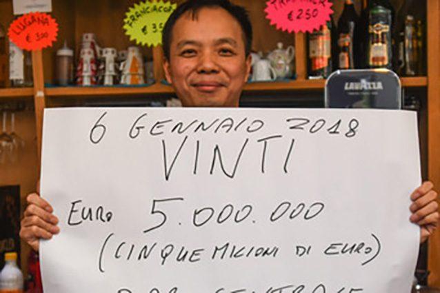 Padova vince 5 milioni di euro al gratta e vinci for Vecchi piani di casa artigiano