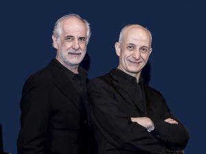 """Peppe e Toni Servillo cantano Napoli: """"Ci sentiamo in debito con questa città"""""""