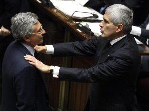DAlema contro Casini: La sua candidatura col Pd  uno sfregio a nostra storia e cultura