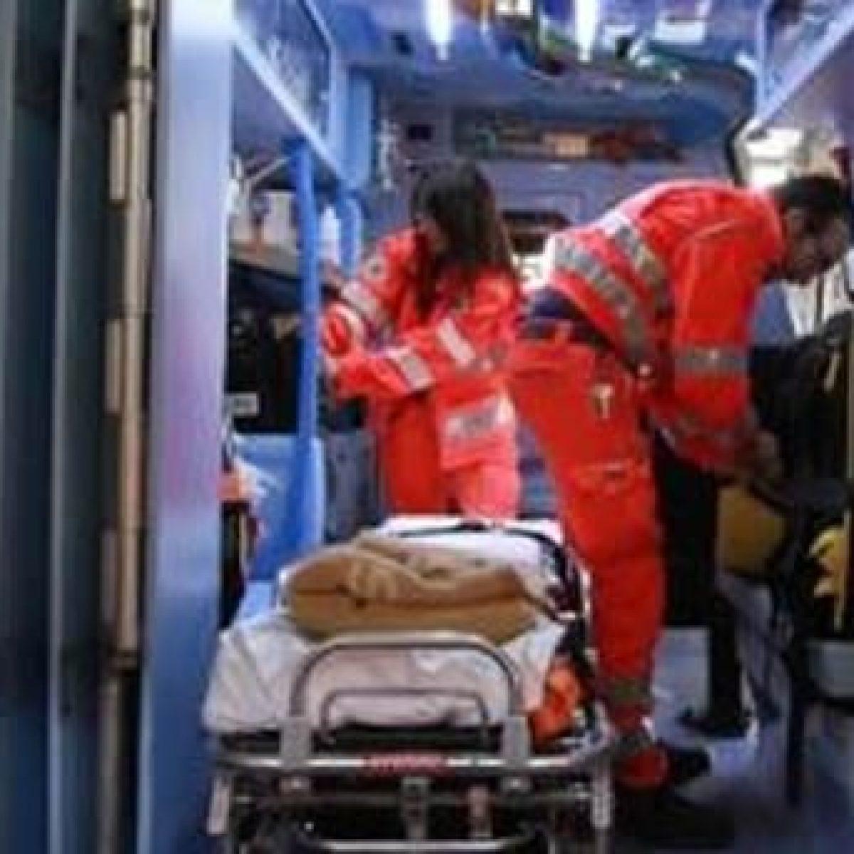 Matrimonio In Ambulanza : I nonni al matrimonio vanno in ambulanza la stampa