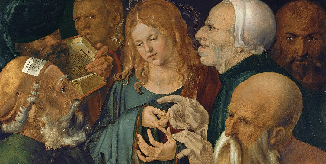 Cristo dodicenne tra i dottori (1506), Museo Thyssen–Bornemisza, Madrid.