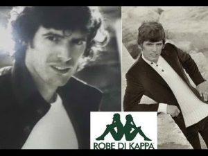 a sinistra, Enzo Ricciardi, 19 anni all'epoca