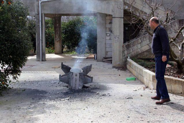 Medio Oriente, precipita un F16 israeliano impegnato in una missione