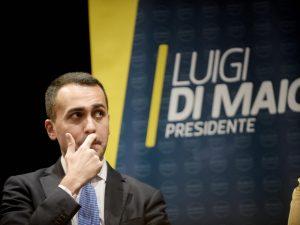 """Di Maio attacca Mattarella: """"Il voto non conta nulla, la ver"""
