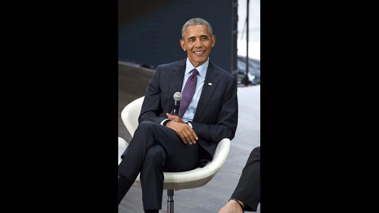 La vera foto di Obama