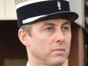 Francia, l'agente eroe Arnaud Beltrame si è sposato in punto