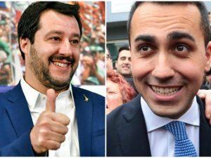 La Lega di Matteo Salvini batte M5S nei sondaggi e diventa il primo partito d'Italia