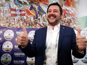 Ha vinto Matteo Salvini