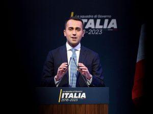 """Di Maio: """"Presidenza della Camera sarà nostra, lì ci sono pi"""