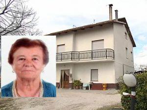 Maria legata mani e piedi e uccisa in casa per rubare 300 for 300 piedi quadrati a casa