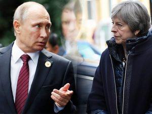 La Russia espelle diplomatici britannici: sono 23, quanti qu