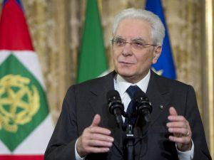 """Italia 4 novembre, Sergio Mattarella: """"L'amore per la patria non è estremismo nazionalista"""""""