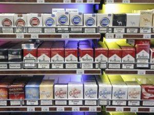 Sale il prezzo delle sigarette: anche +0.40€. La tabella di tutte le ...