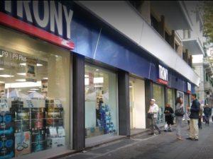 Trony fallisce e chiude 43 negozi in tutta Italia: a rischio