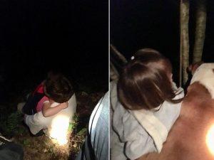 Ritrovate le due gemelline di 4 anni scomparse a Udine |  si erano perse nel bosco col cane