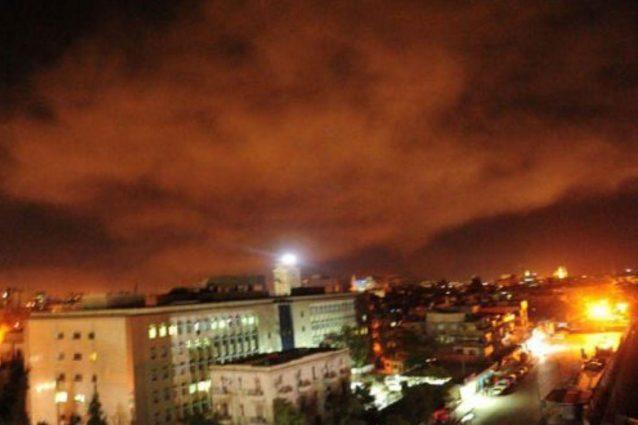 Guerra in Siria, Usa: