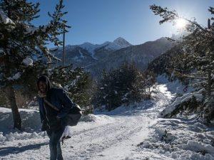 Bardonecchia, migrante si perde sui monti cercando di raggiu