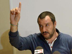 Salvini, il leader ripulito con un clic