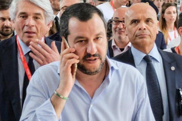 46b6b3ac7b Salvini vuole un governo a tempo, ma il M5s rifiuta: Di Maio chiede il  ritorno al voto a giugno | Fanpage
