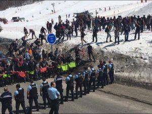 Tensione al confine tra Francia e Italia sui migranti: scont