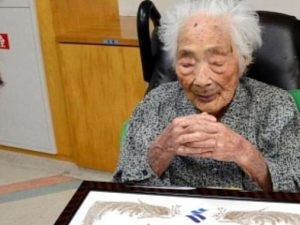 Addio a Nabi Tajima: è  morta a 117 anni la persona più vecc