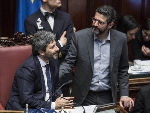 """L'annuncio M5s: """"Presentata istruttoria sui vitalizi, primo"""